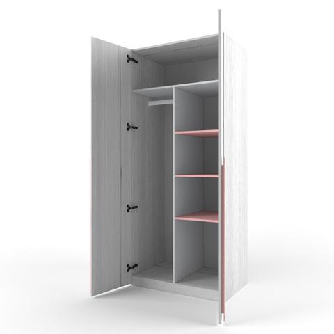 Шкаф  «Нью тон»