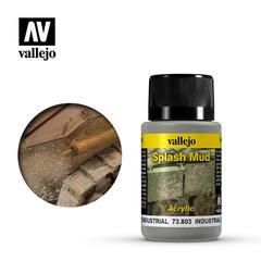 Weathering Effects 40ml. Wet Industrial Splash Mud