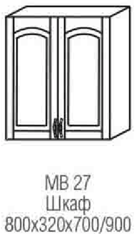 шкаф МВ-27