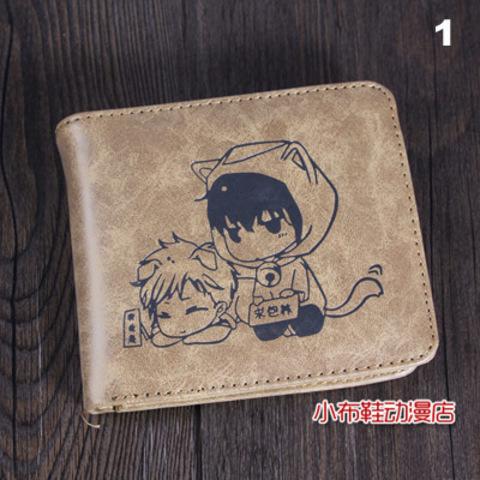 Anime Wallet set 1