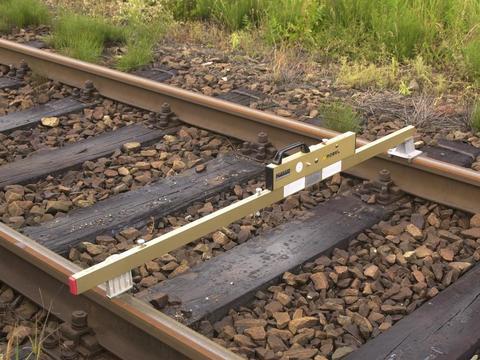 Шаблон для контроля ширины колеи и возвышения Robel 83.37