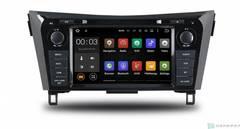 Штатная магнитола 4G/LTE с DVD для Nissan Qashqai 14+ на Android 7.1.1 Parafar PF988D