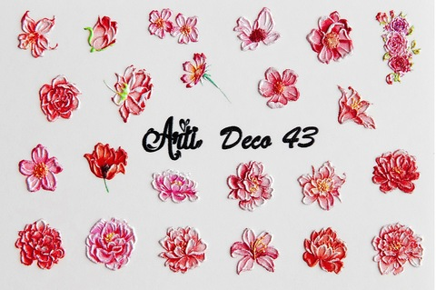 Слайдер Arti 3D Deco № 043