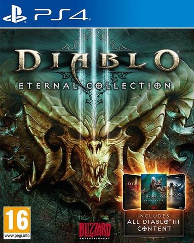 Diablo III - Eternal Collection (PS4, русская версия)