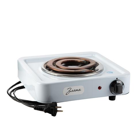 Электрическая плита Злата Белая