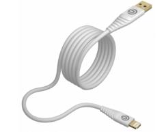 Кабель для IPhone (Lightning) Dream 1м белый (DC01)