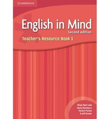 English in Mind (Second Edition) 1 Teacher's Resource Book