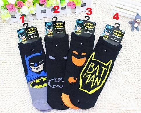 Socks Child Batman