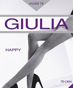 Колготки Giulia Happy 18