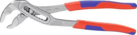 Переставные клещи Alligator® хромированные, ручки в оболочке