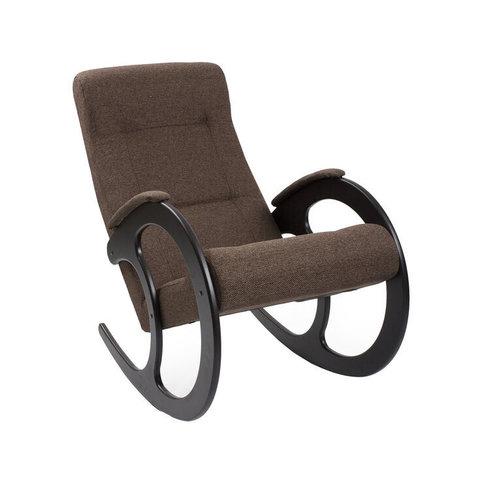 Кресло-качалка Комфорт Модель 3 венге/Malta 15