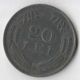 K8390, 1943, Румыния, 20 лей