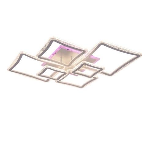 Потолочная светодиодная люстра CX-19272/4+2 WH