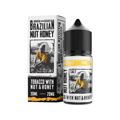 Жидкость Rough Flavor Series Salt 30 мл Brazilian Nut Honey