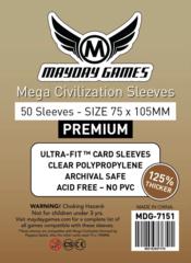 Протекторы Mayday: 75*105 Premium Mega Civilization (50)