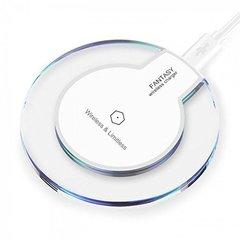 Беспроводное зарядное устройство Palmexx QI FANTASY 1000mA (White)