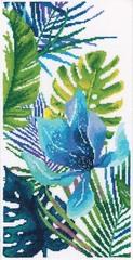 RTO M747 Голубой цветок №1