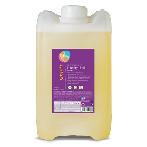 Жидкое средство для стирки Лаванда Sonett