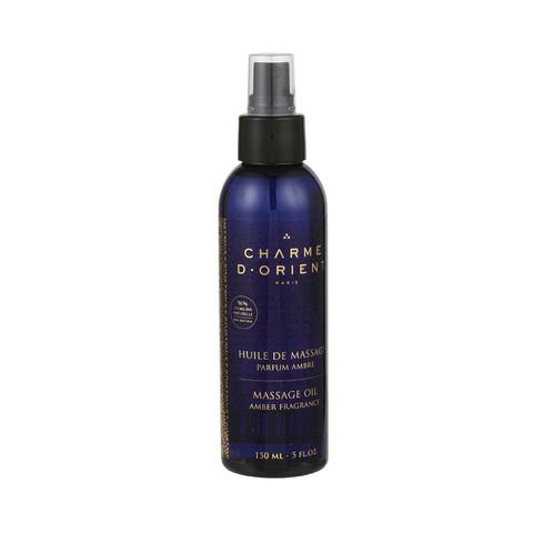 CHARME D'ORIENT | Масло для тела с янтарным ароматом  / Huile de massage parfum Ambre - Massage oil Amber fragra, (150 мл)