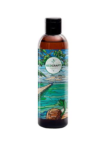 ECOCRAFT Бальзам для волос Coconut collection Кокосовая коллекция (250 мл)