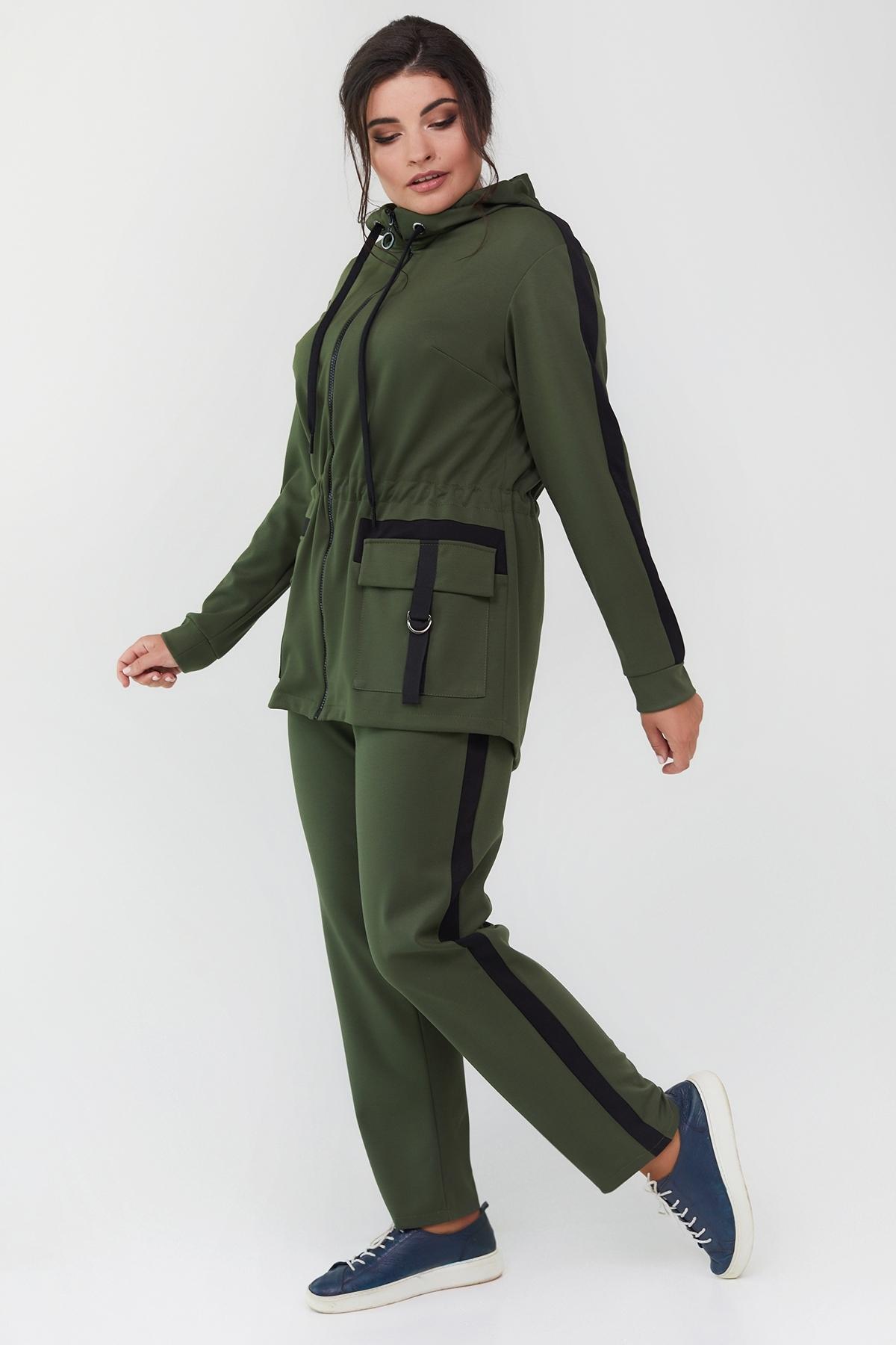 Костюм Дарина (зелений)