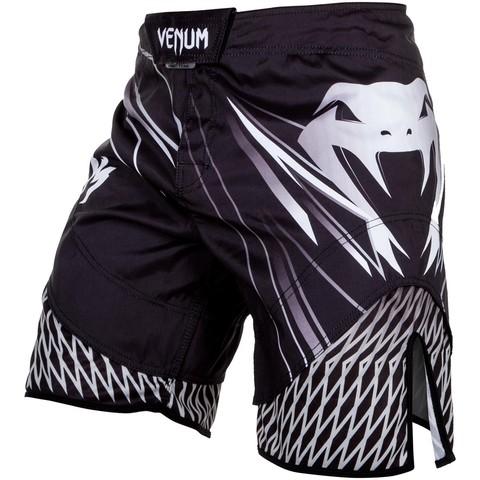 Шорты Venum Shockwave 4.0 Fightshorts Black/Grey