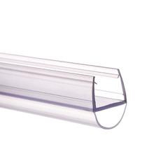 Уплотнитель для душевой кабины А-образный, на стекло 6 мм, 2.2 метра DC 703-A купить не дорого