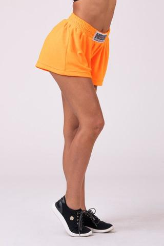 Женские шорты Nebbia Rebel Hero boxers shorts 519 orange