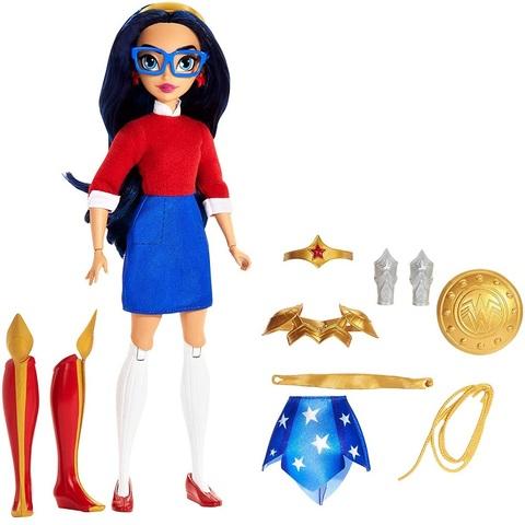 Чудо Женщина из Подростка в Супергерои. Перевыпуск DC Super Hero
