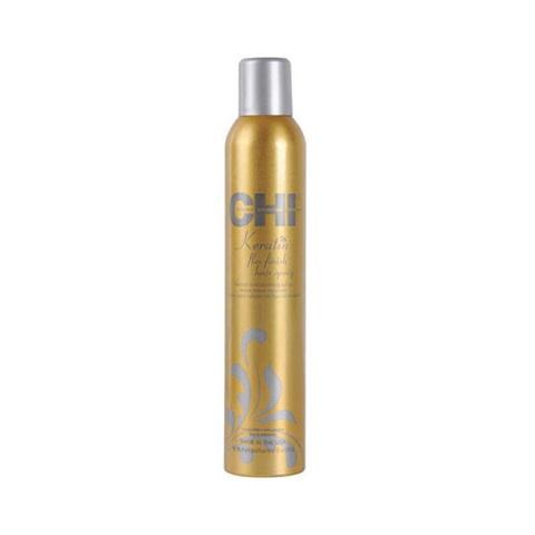 CHI | Лак для волос CHI КЕРАТИН средней фиксации с кератином, (74 г)