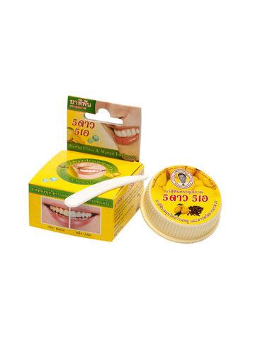 Зубная паста С экстрактом манго, 25г. (Смирнова)