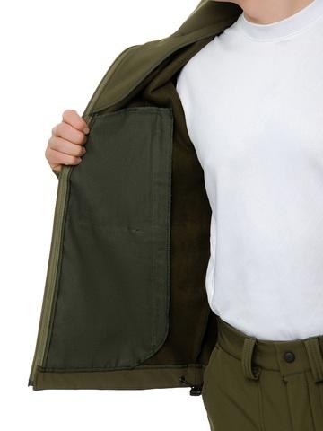 Костюм демисезонный Форест 105 (ткань Софтшелл) Вожак