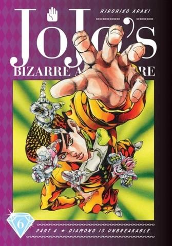 ARAKI, HIROHIKO: Jojo's Bizarre Adventure: Part 4-Diamond Is Unbreakable, Vol.6