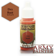 War Paints: Dry Rust