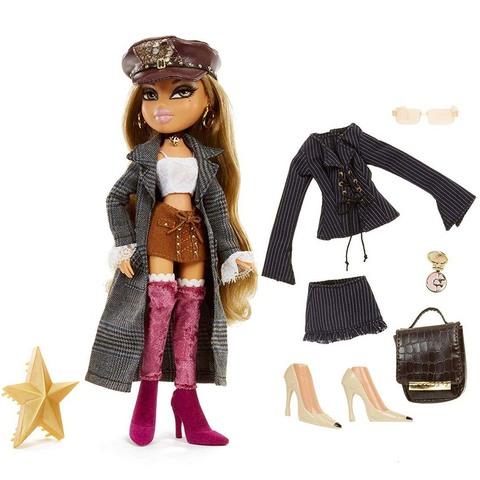 Братц Коллекционная кукла Ясмин