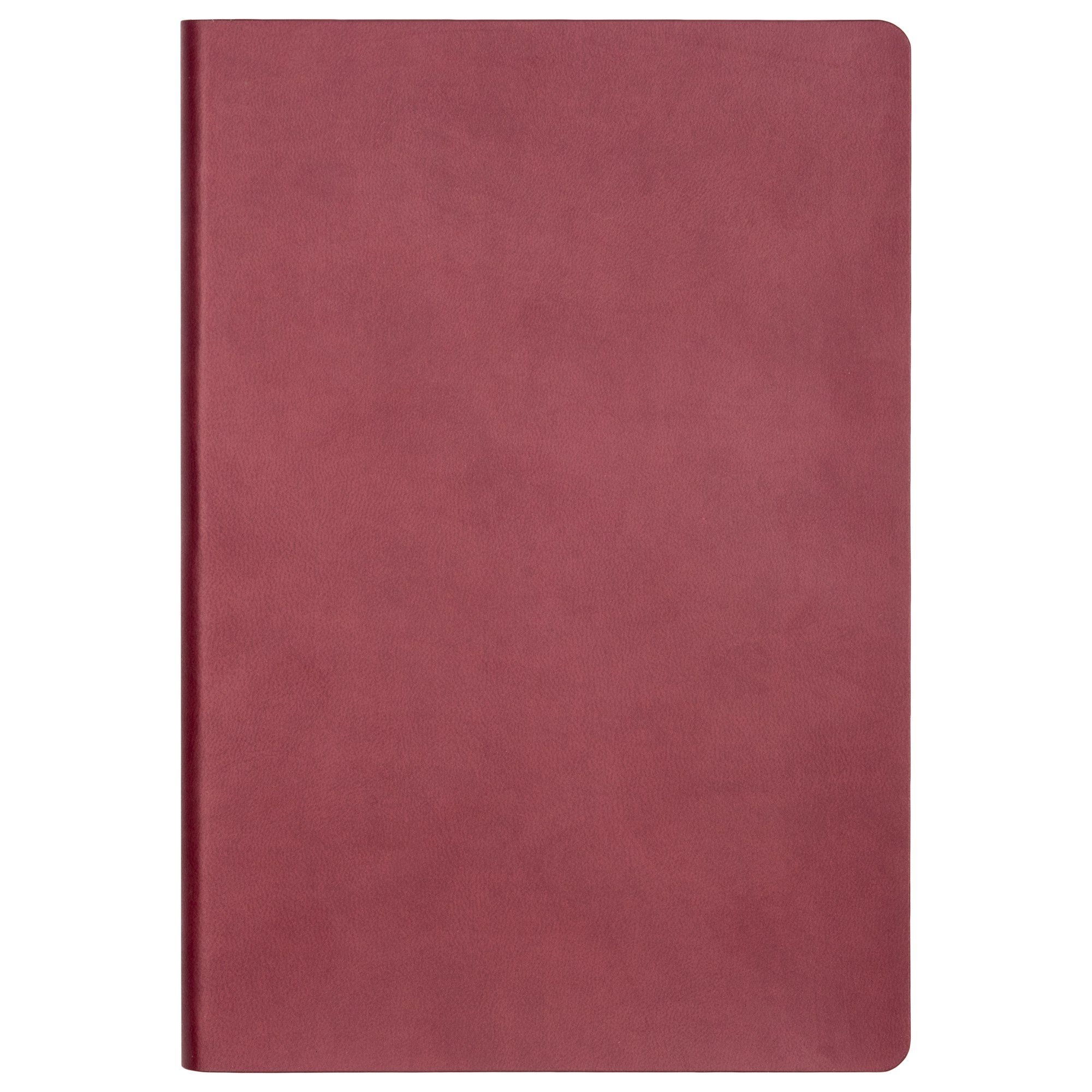 Ежедневник недатированный, Portobello Trend, Sky, 145х210, 256стр, бургунди, темный форзац