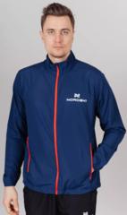 Беговая куртка Nordski Motion Navy-Red мужская
