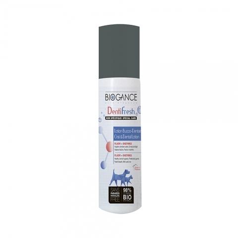BIO-спрей для свежести дыхания и гигиены полости рта животного Biogance Dental Fresh 100 мл 100 мл