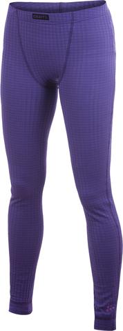 Термобелье Рейтузы Craft Active Extreme женские фиолетовые
