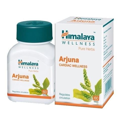 Арджуна (Arjuna)Himalaya д/сердеч-сосуд сист 60 таб