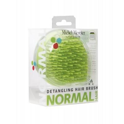 Michel Mercier: Щетка компактная для нормальных волос (Travel Detangling Brush for Normal Hair)