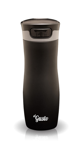 Термокружка El Gusto Berry (0,47 литра), черная