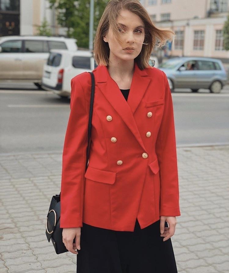 Жакет , Drole de copine, 21880 (красный)