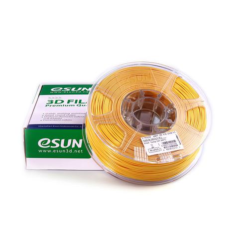ESUN ABS+ 1.75 мм, 1 кг, золотый