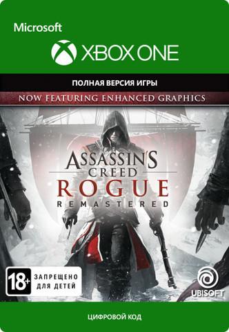 Assassin's Creed Изгой. Обновленная версия (Xbox One/Series S/X, цифровой ключ, русская версия)