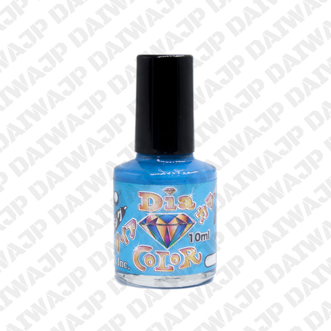 Лак TOHO 0435 DIA COLOR MANICURE FLUORESCENCE BLUE
