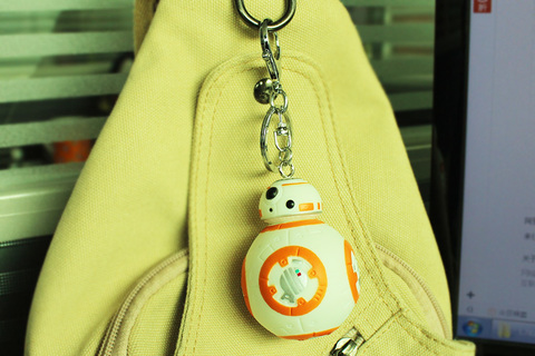 Keychain Star Wars The Force Awakens BB-8 Droid Robot