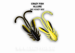 Силикон CRAZY FISH ALLURE 1,6 23-40-29d-6