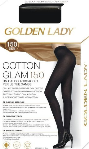 Cotton Glam 150 GOLDEN LADY колготки