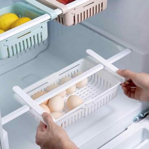 Раздвижной органайзер для холодильника